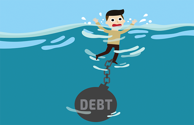 How To Get Out of Debt & Start Saving